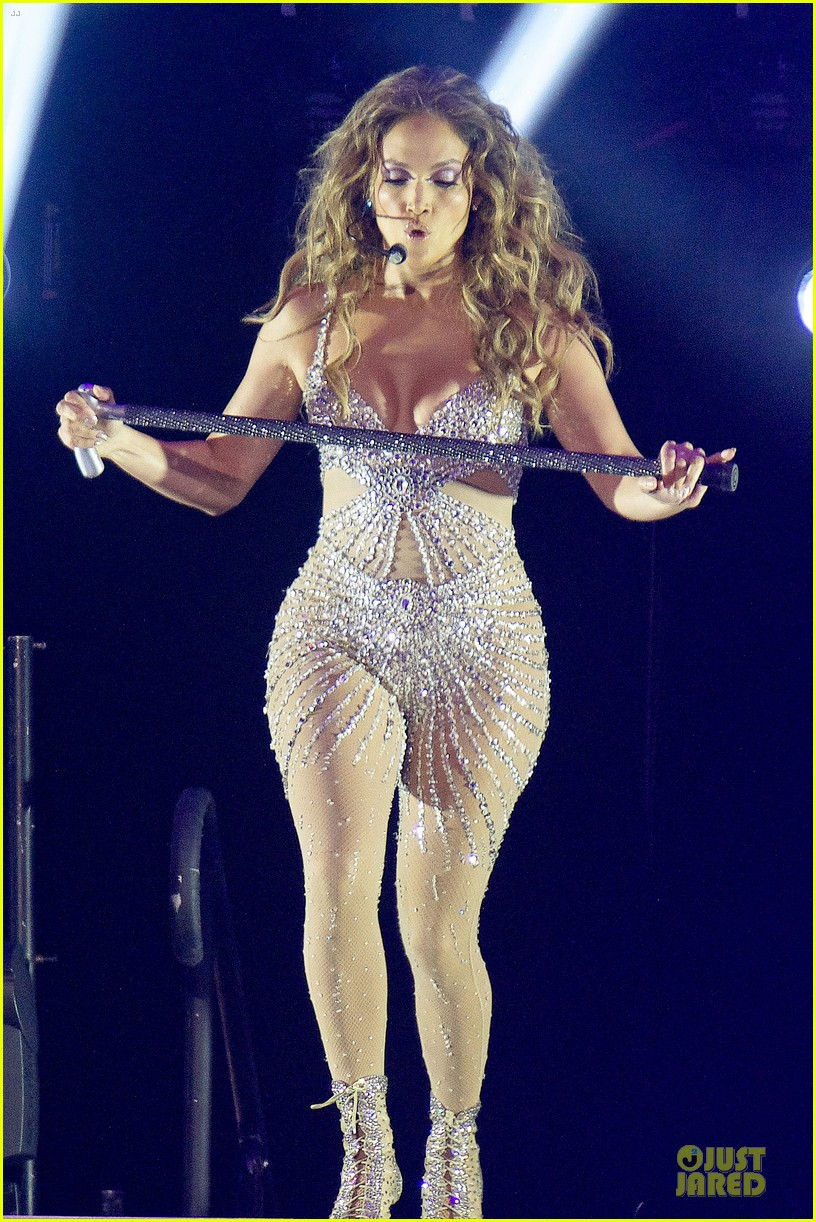 jennifer lopez madrid dance again concert 142734774