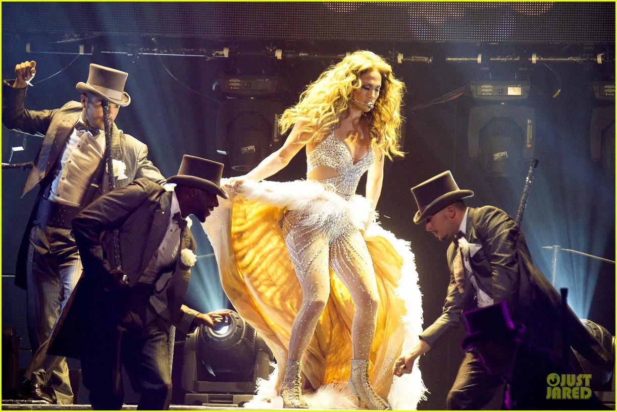 jennifer lopez madrid dance again concert 182734778
