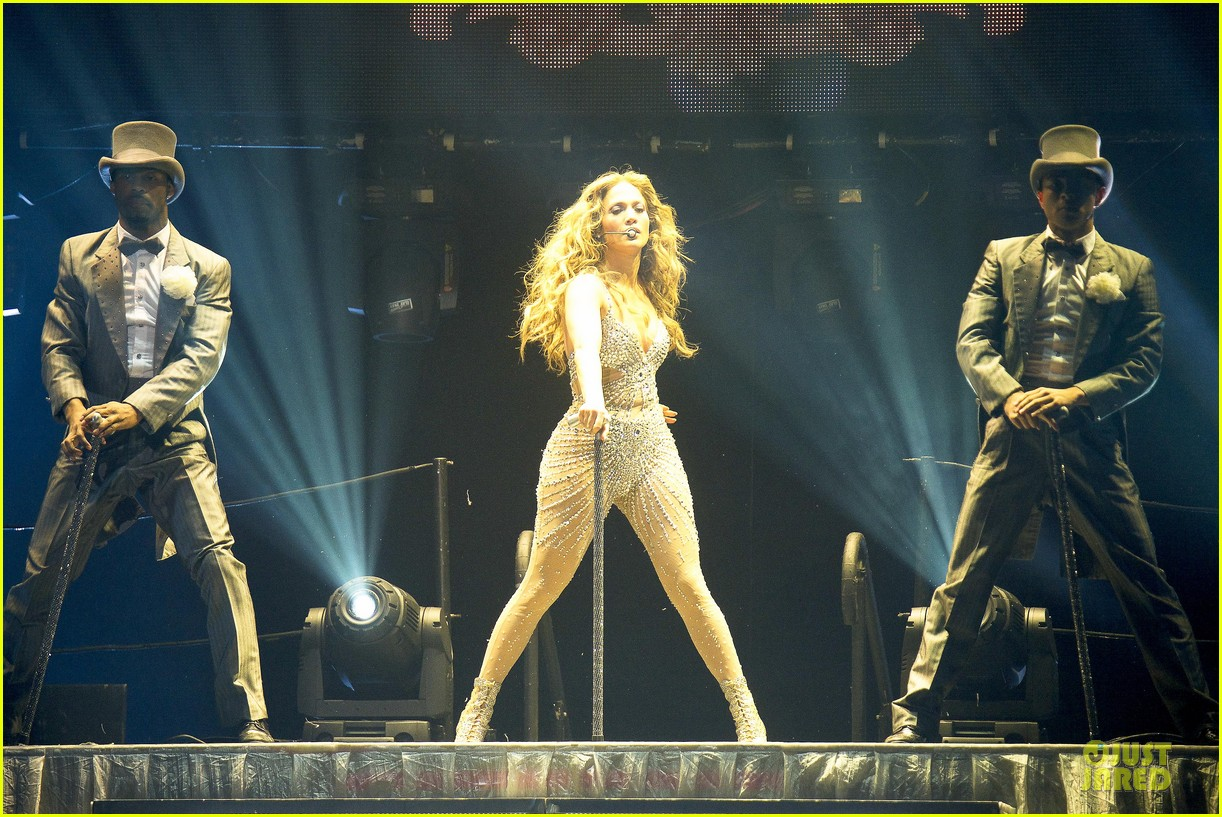 jennifer lopez madrid dance again concert 202734780