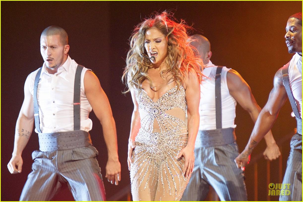 jennifer lopez madrid dance again concert 212734781
