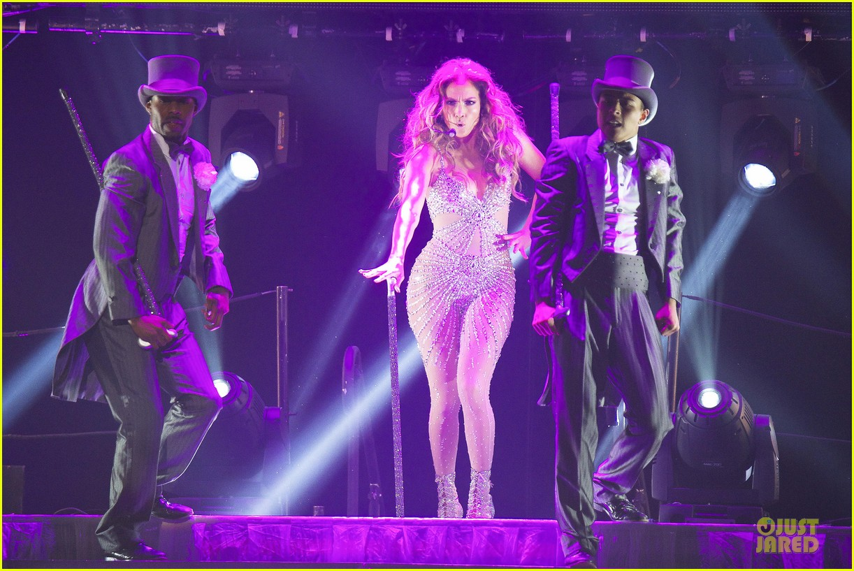 jennifer lopez madrid dance again concert 232734783