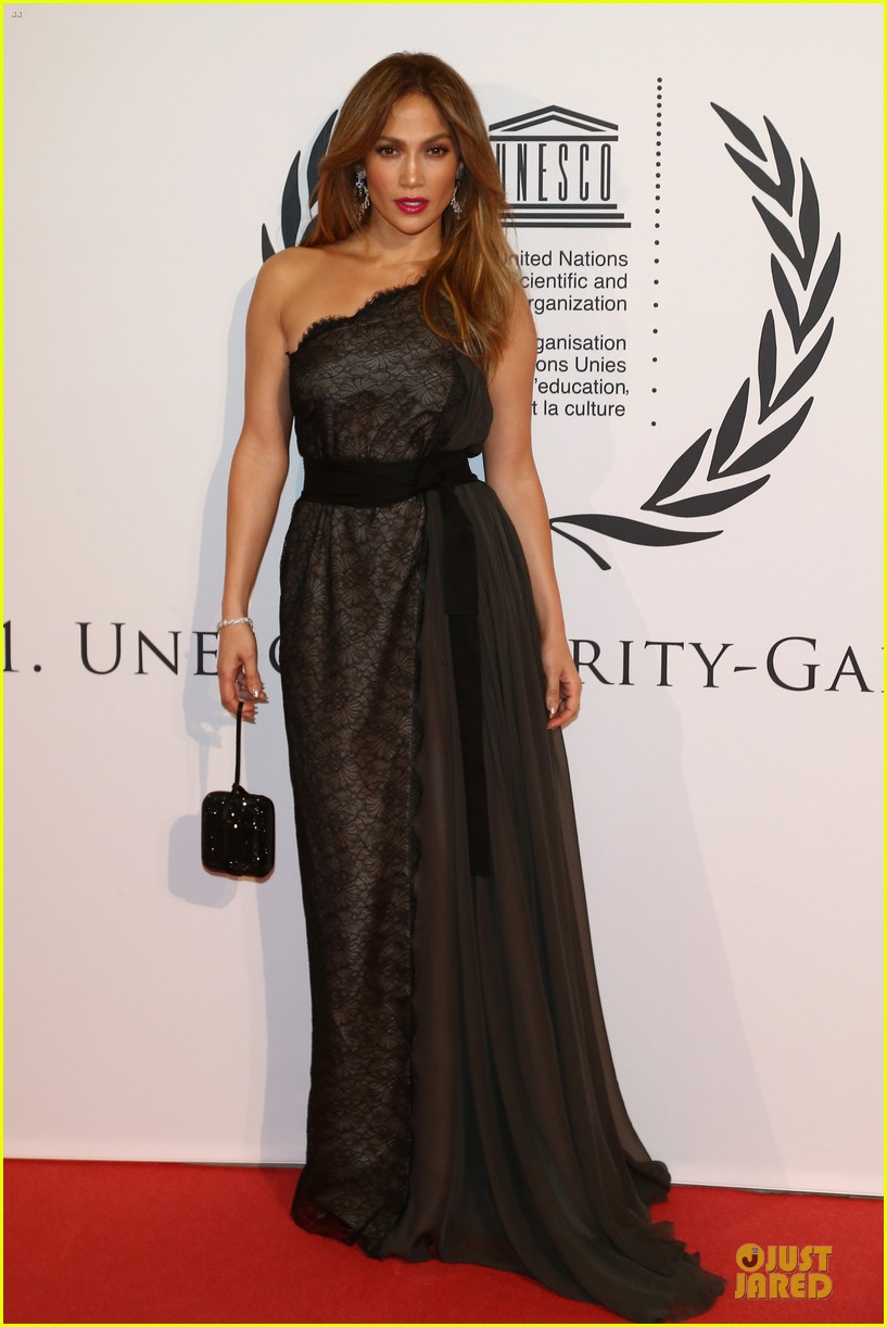 jennifer lopez jared leto unesco charity gala 032746269