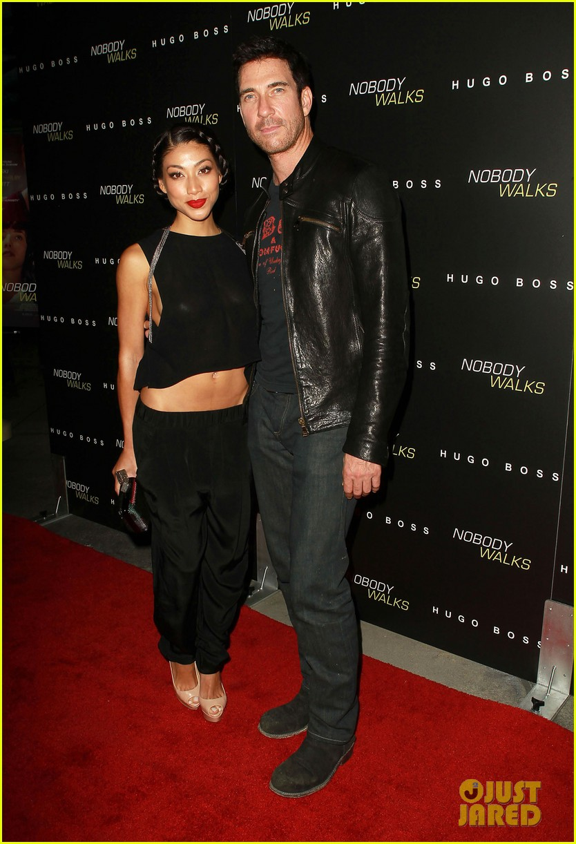 olivia thirlby dylan mcdermott nobody walks premiere 052732191