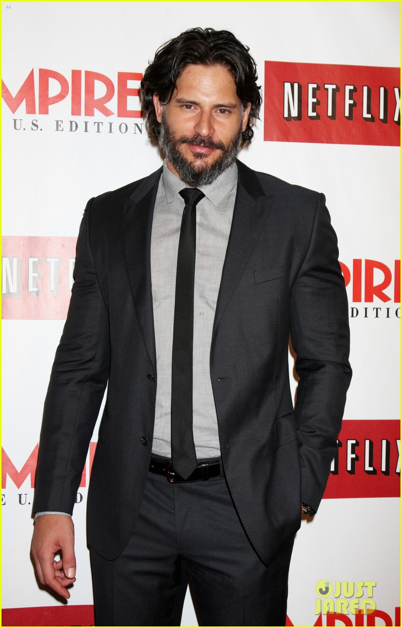 joe manganiello empire magazine for ipad lauch party 01