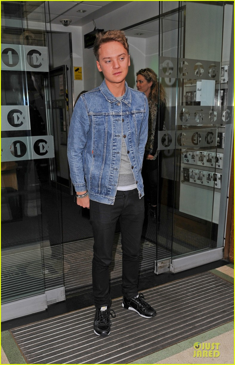 conor maynard glasgow performer next week 082732086