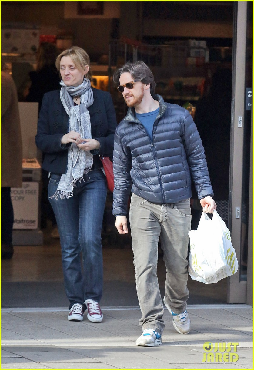 james mcavoy rainy london afternoon 052739291
