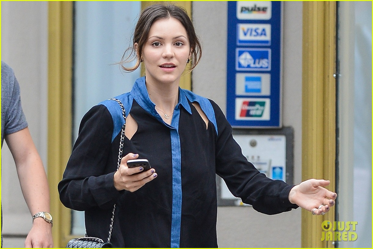 katharine mcphee west village meal with hubby nick cokas 032734459