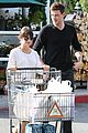 lea michele cory monteith football sunday cooking 18
