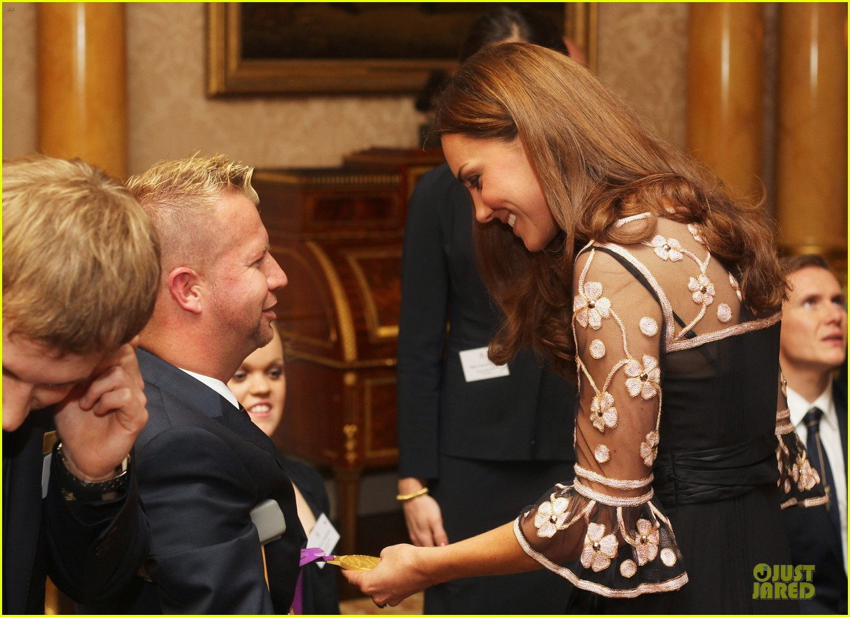 kate middleton team gb oylmpic & paralympic royal reception 042743718