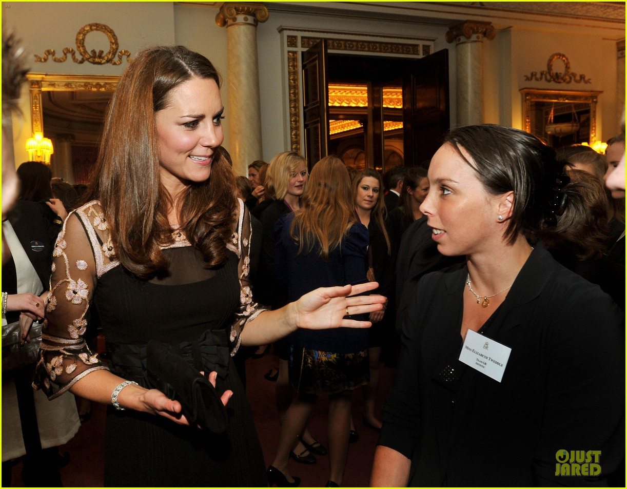 kate middleton team gb oylmpic & paralympic royal reception 072743721