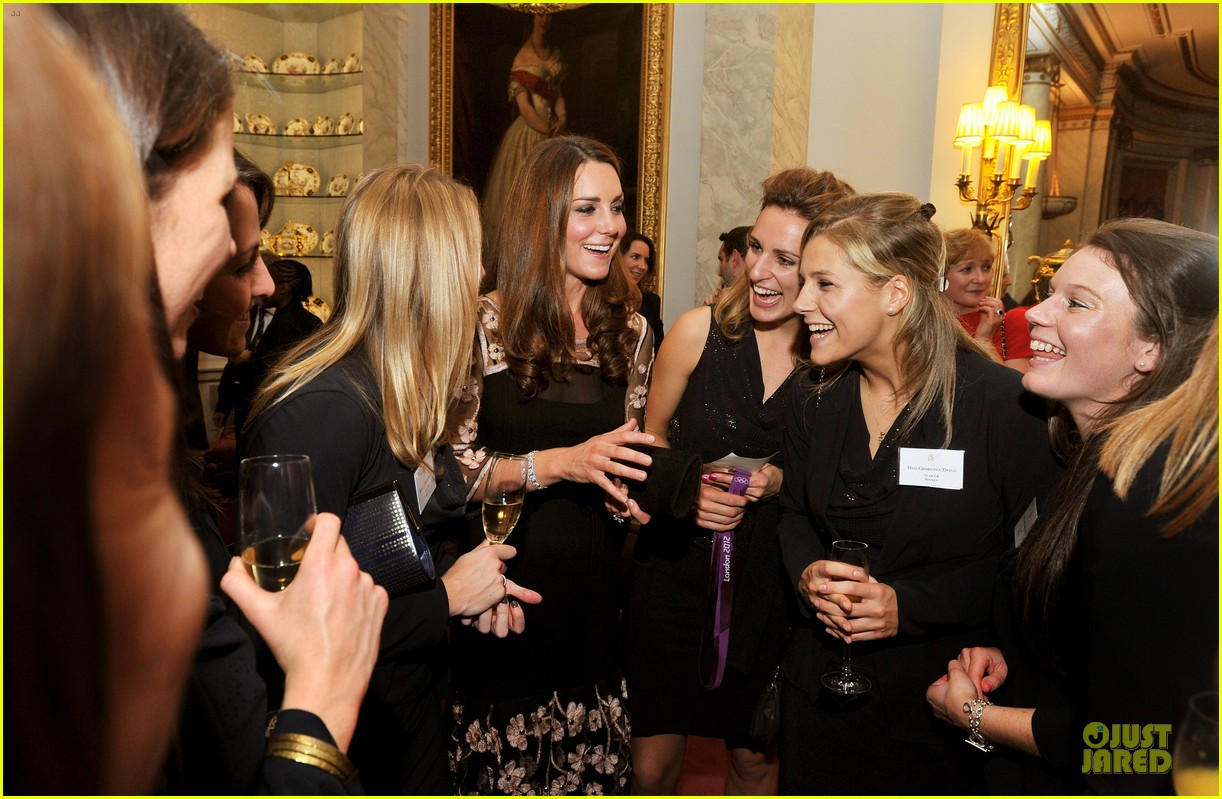 kate middleton team gb oylmpic & paralympic royal reception 082743722