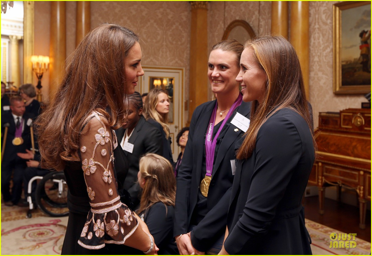 kate middleton team gb oylmpic & paralympic royal reception 112743725