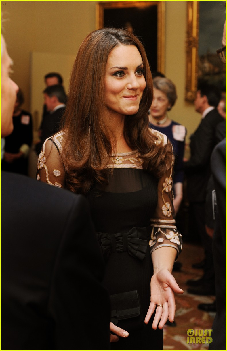 kate middleton team gb oylmpic & paralympic royal reception 122743726