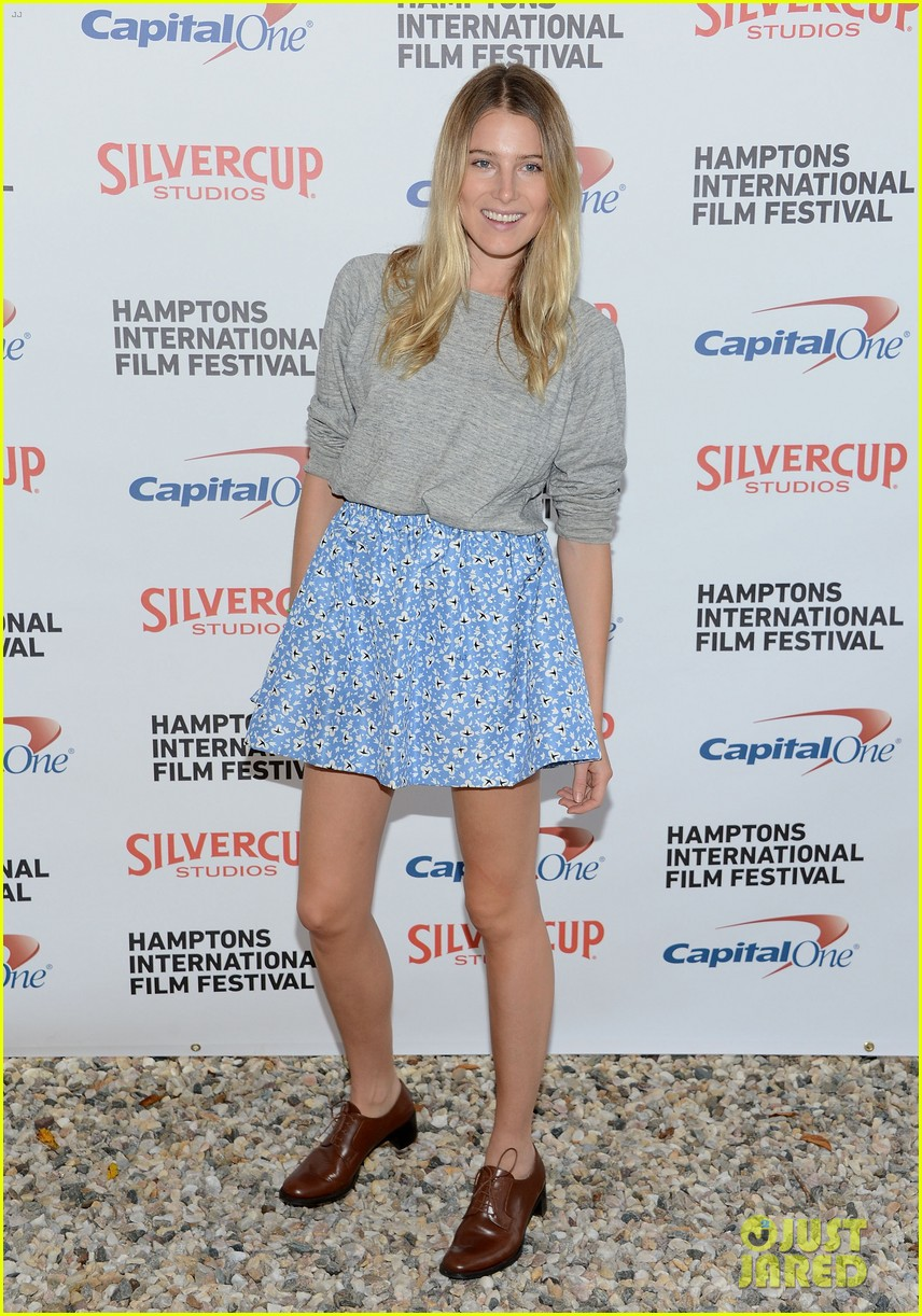 sienna miller hamptons film festival with toby jones 17