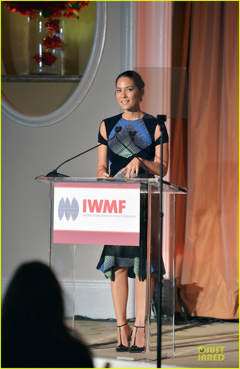 olivia munn aisha tyler courage in journalism awards 322748221