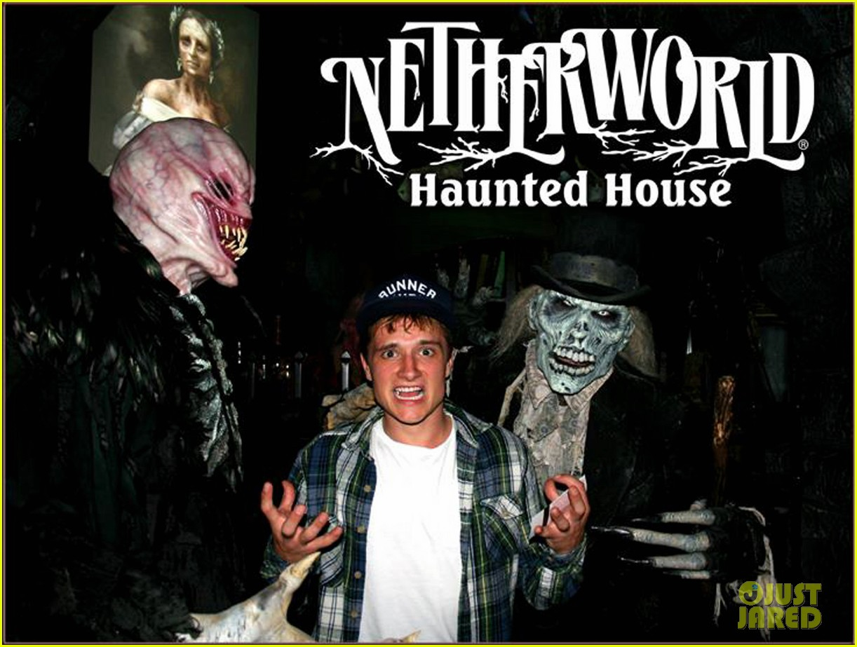 josh hutcherson netherworld haunted house2748451