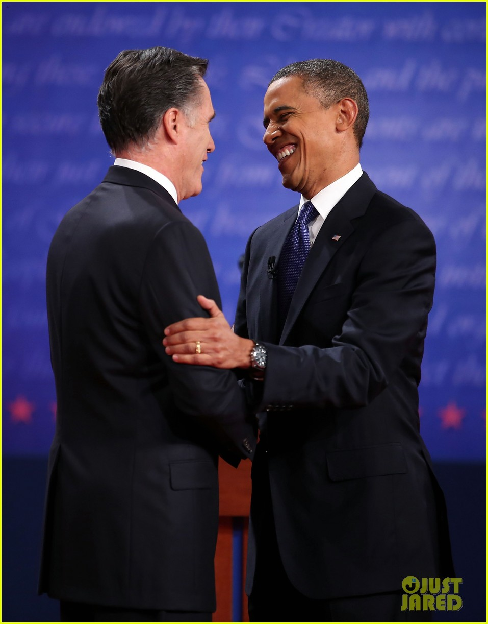 watch presidential debate barack obama mitt romney 022732624
