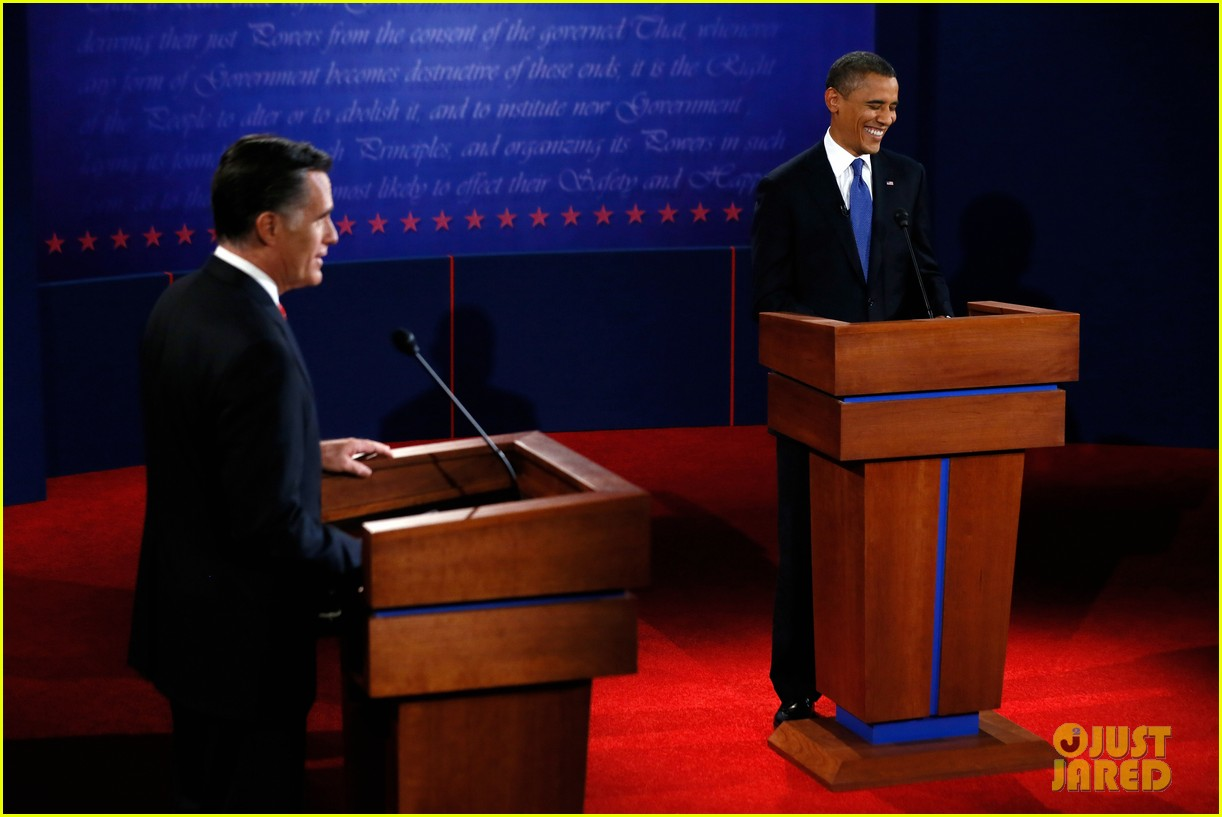 watch presidential debate barack obama mitt romney 152732637