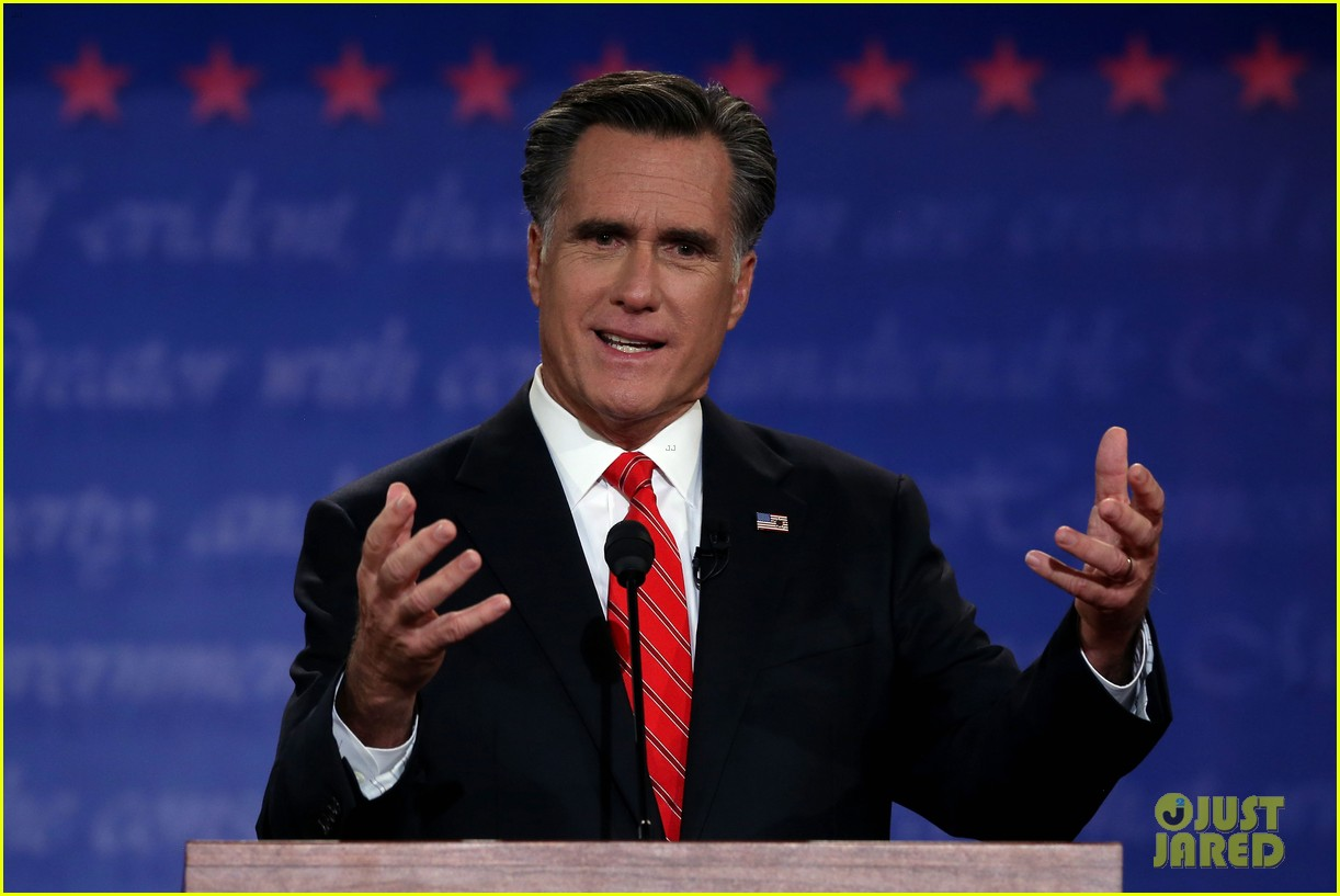 watch presidential debate barack obama mitt romney 162732638