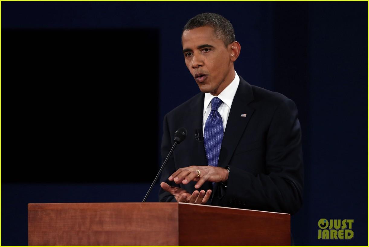watch presidential debate barack obama mitt romney 242732646