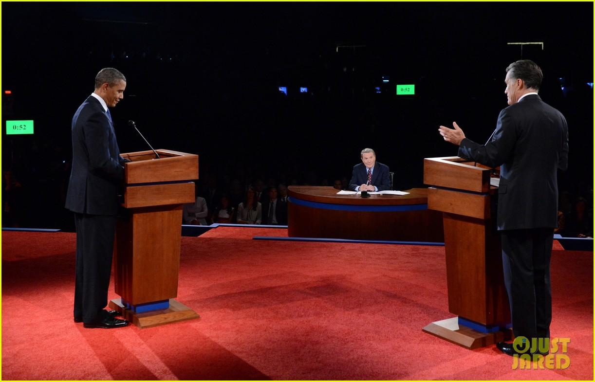 watch presidential debate barack obama mitt romney 302732652