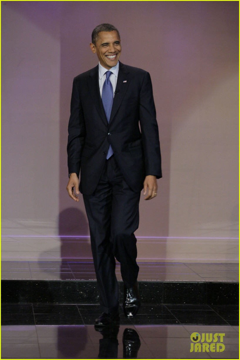 barack obama tonight show with jay leno appearance 012744608