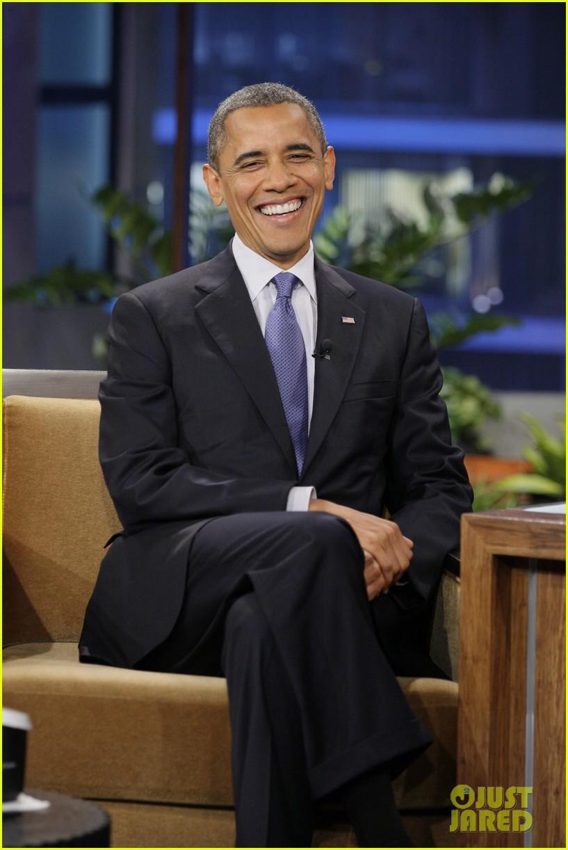 barack obama tonight show with jay leno appearance 022744609