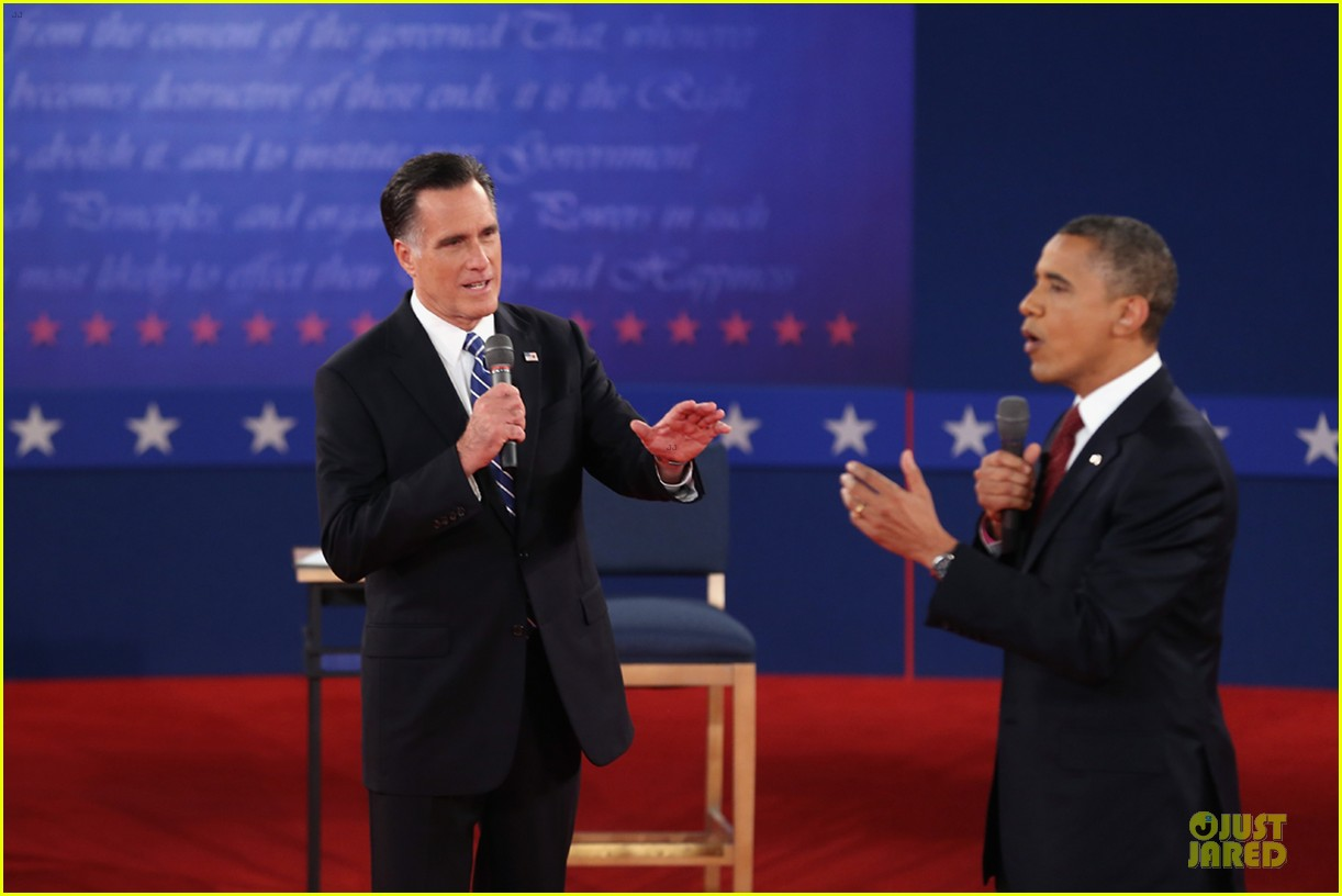 barack obama mitt romney second presidential debate 032739436