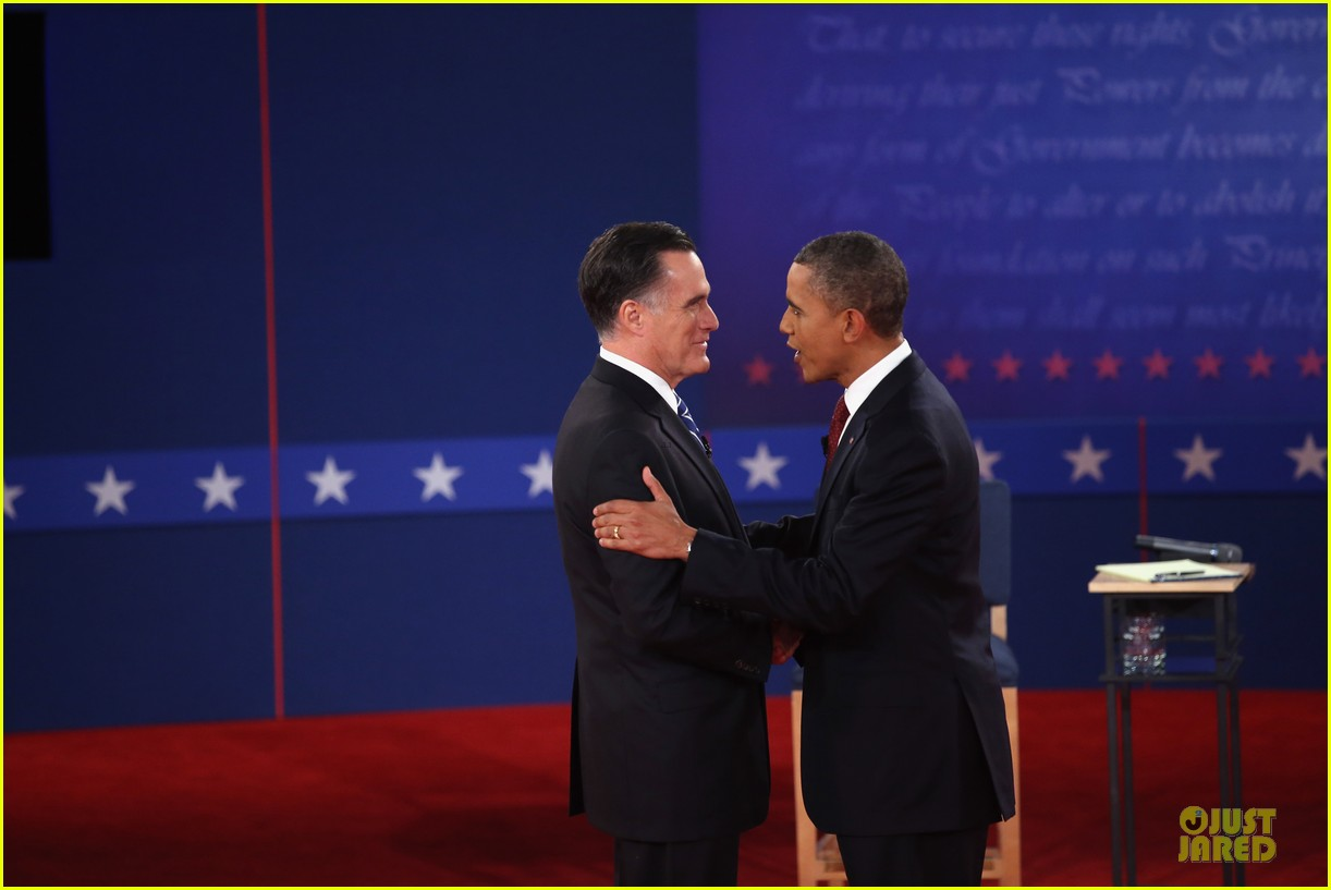 barack obama mitt romney second presidential debate 092739442