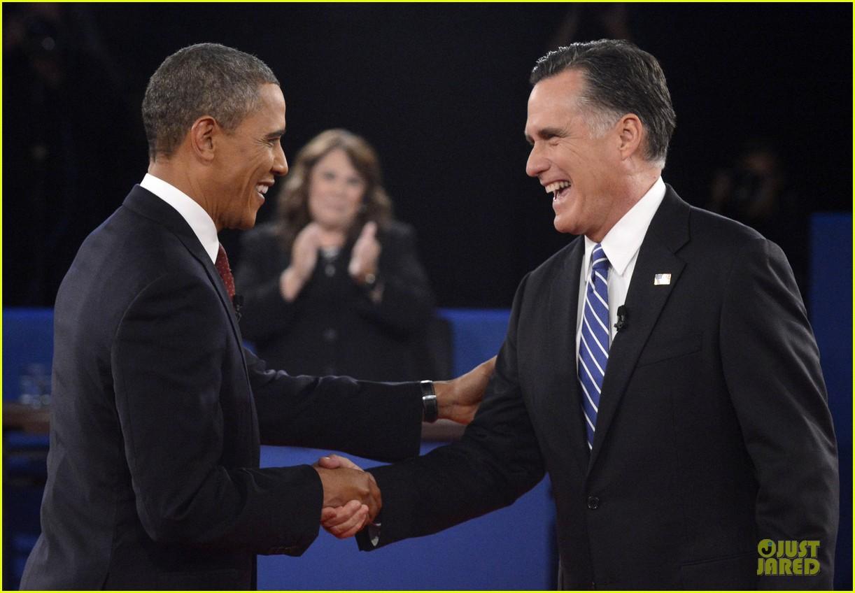 barack obama mitt romney second presidential debate 152739448