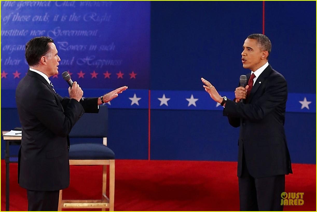 barack obama mitt romney second presidential debate 242739457