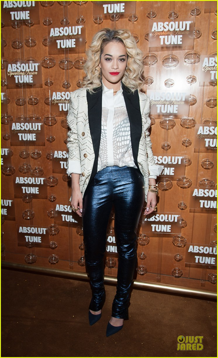rita ora solange knowles absolut tune launch party 01
