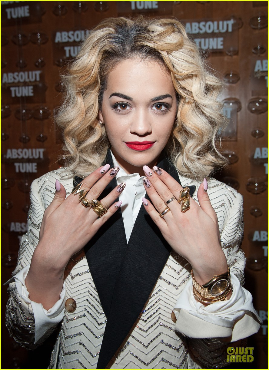 rita ora solange knowles absolut tune launch party 022735797
