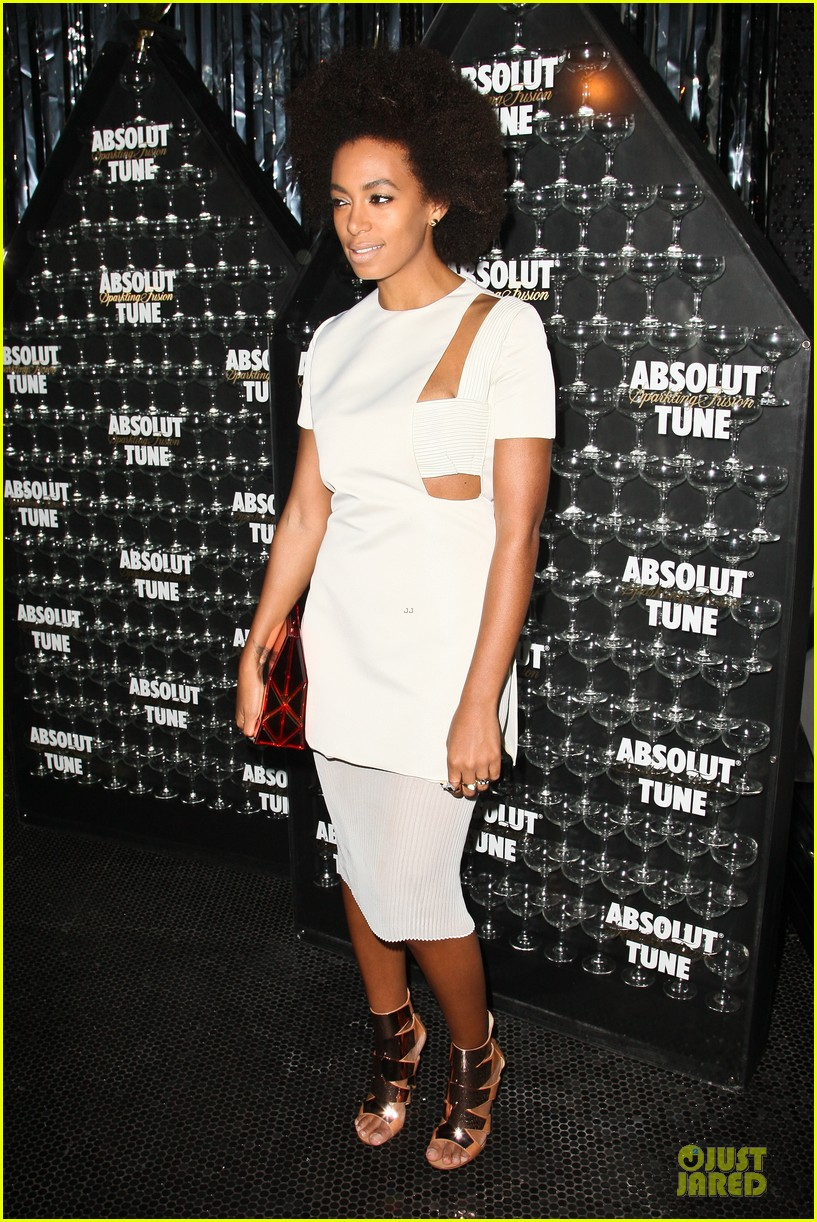 rita ora solange knowles absolut tune launch party 062735801