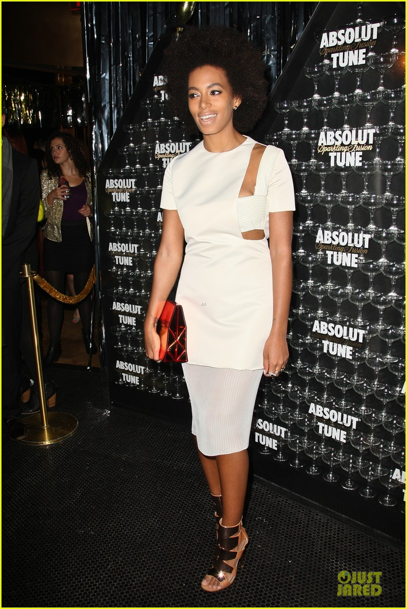 rita ora solange knowles absolut tune launch party 102735805
