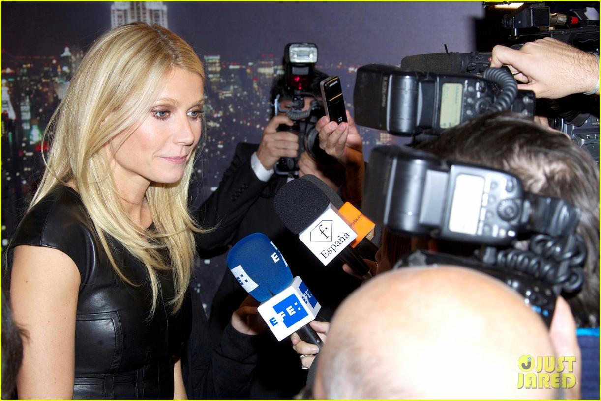 gwyneth paltrow boss fragrance launch madrid 062748055