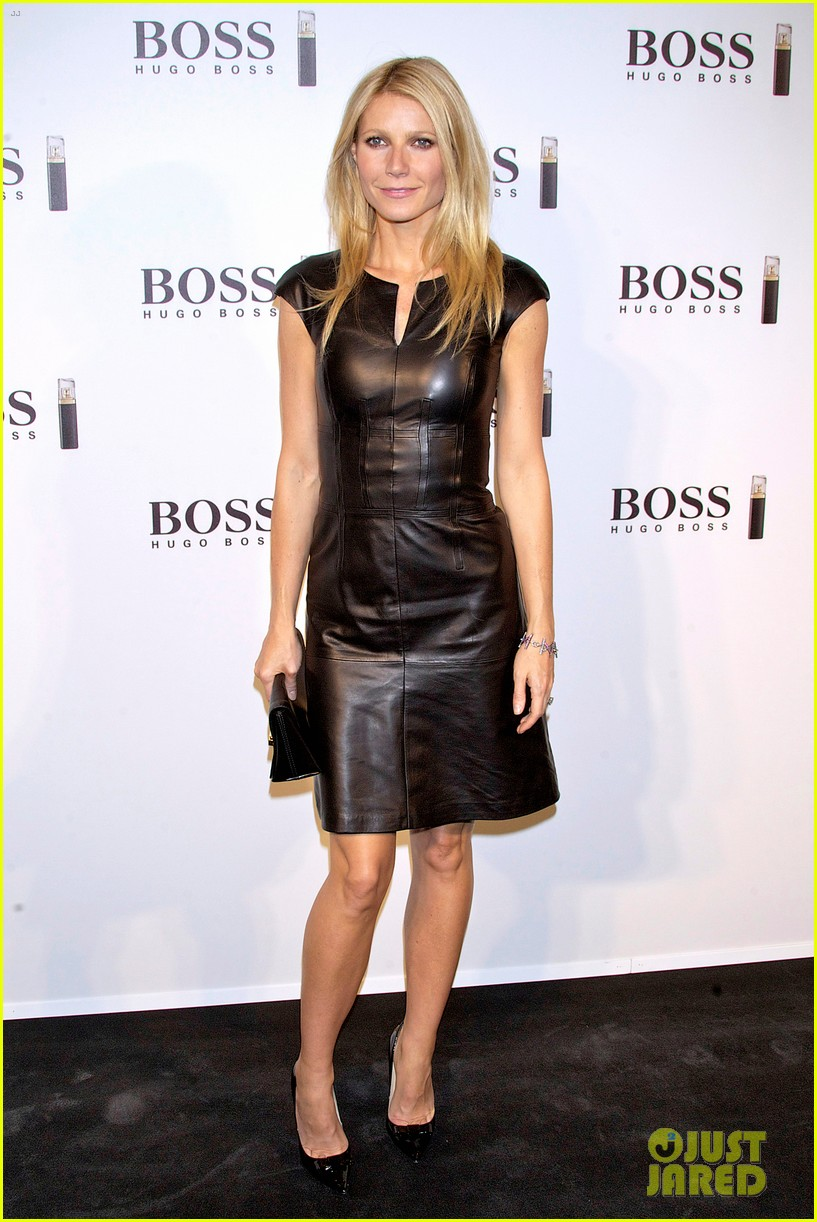 gwyneth paltrow boss fragrance launch madrid 09