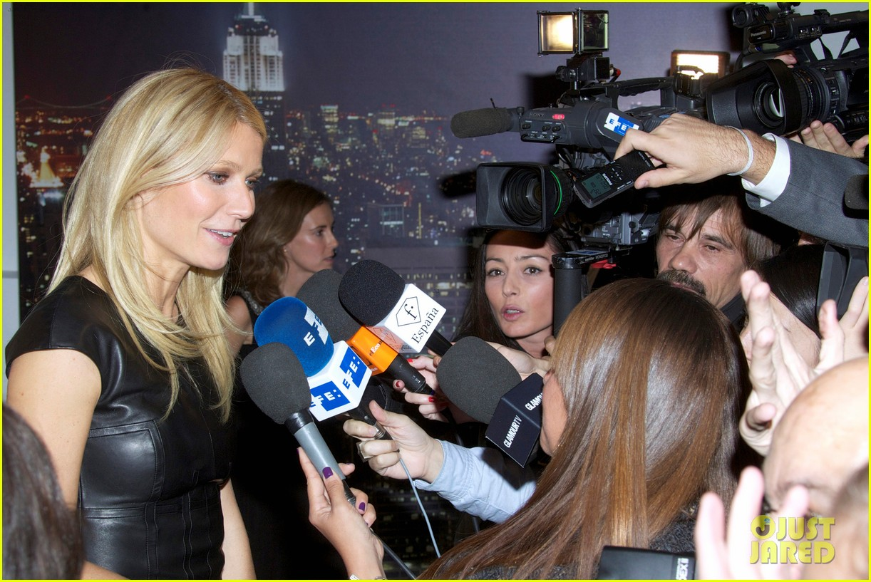 gwyneth paltrow boss fragrance launch madrid 112748060