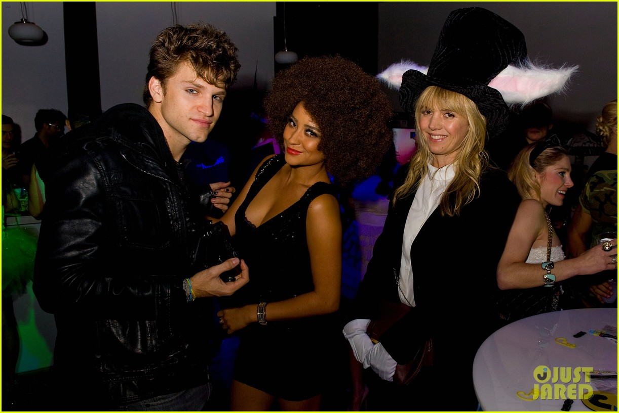 patrick schwarzenegger just jared halloween party 2012 042747658