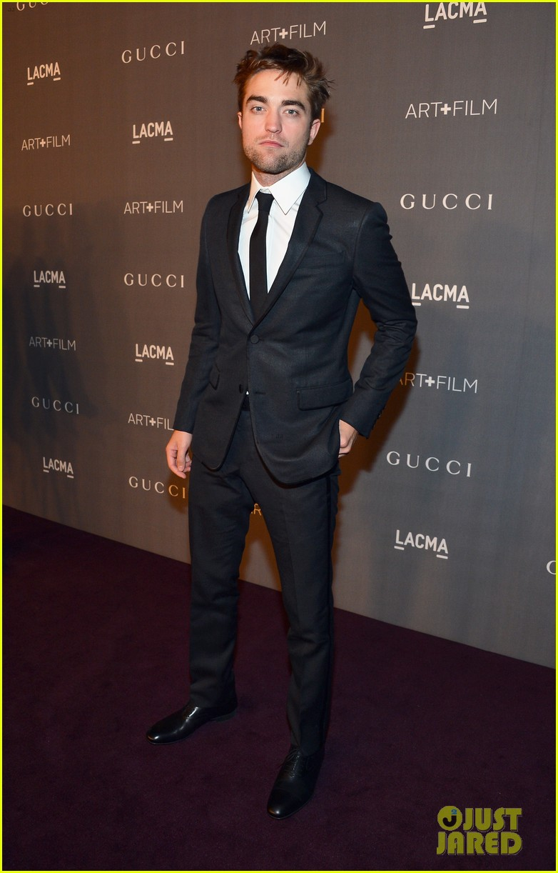 robert pattinson lacma art film gala 2012 04