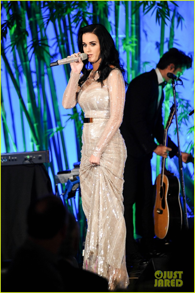 katy perry obama concert hammer gala performer 012734922