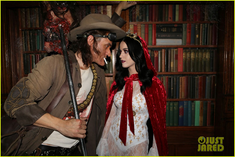 katy perry vampire birthday bash with john mayer 222741738