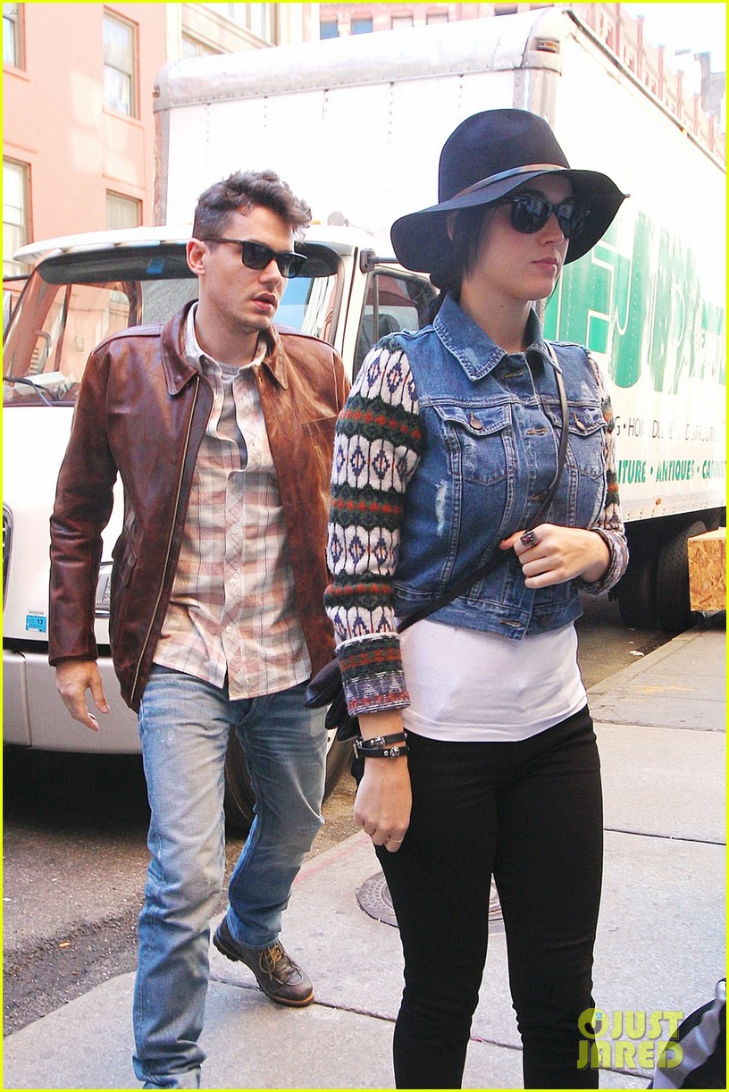 katy perry john mayer west village lunch date 022739237