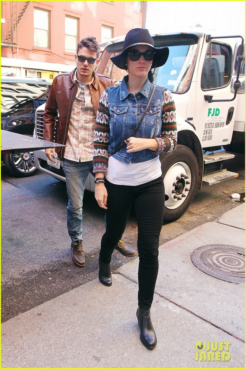 katy perry john mayer west village lunch date 072739242