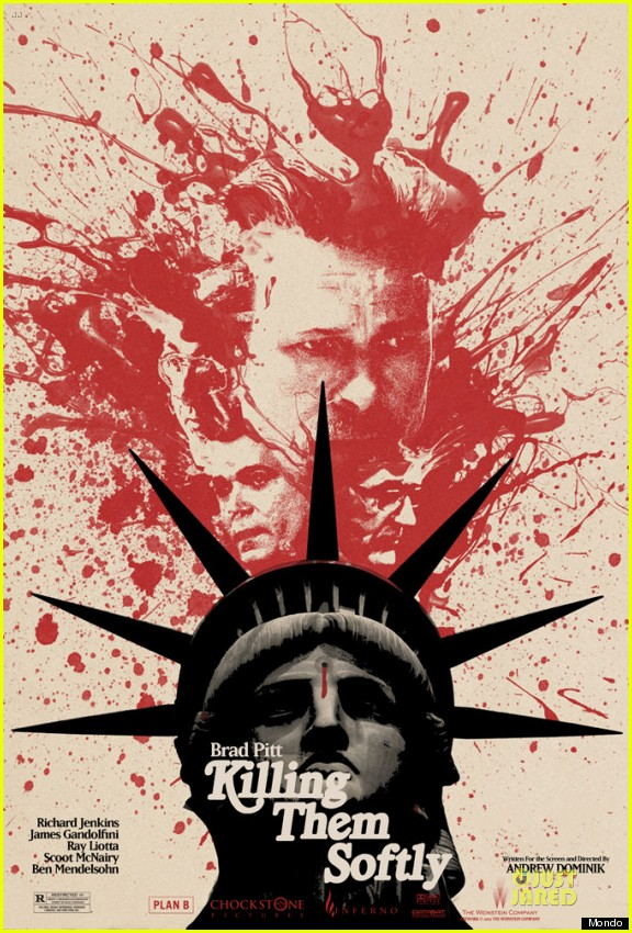 brad pitt new killing them softly posters 022733144