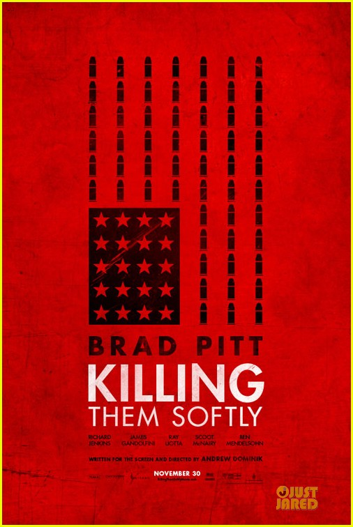 brad pitt new killing them softly posters 04