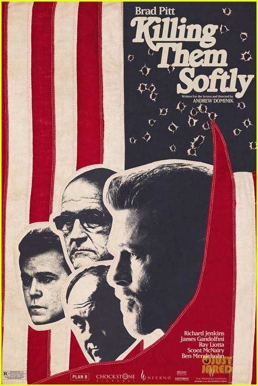 brad pitt new killing them softly posters 052733147