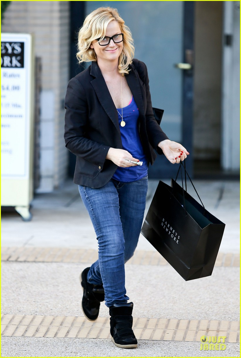 amy poehler barneys shopping spree 032732028