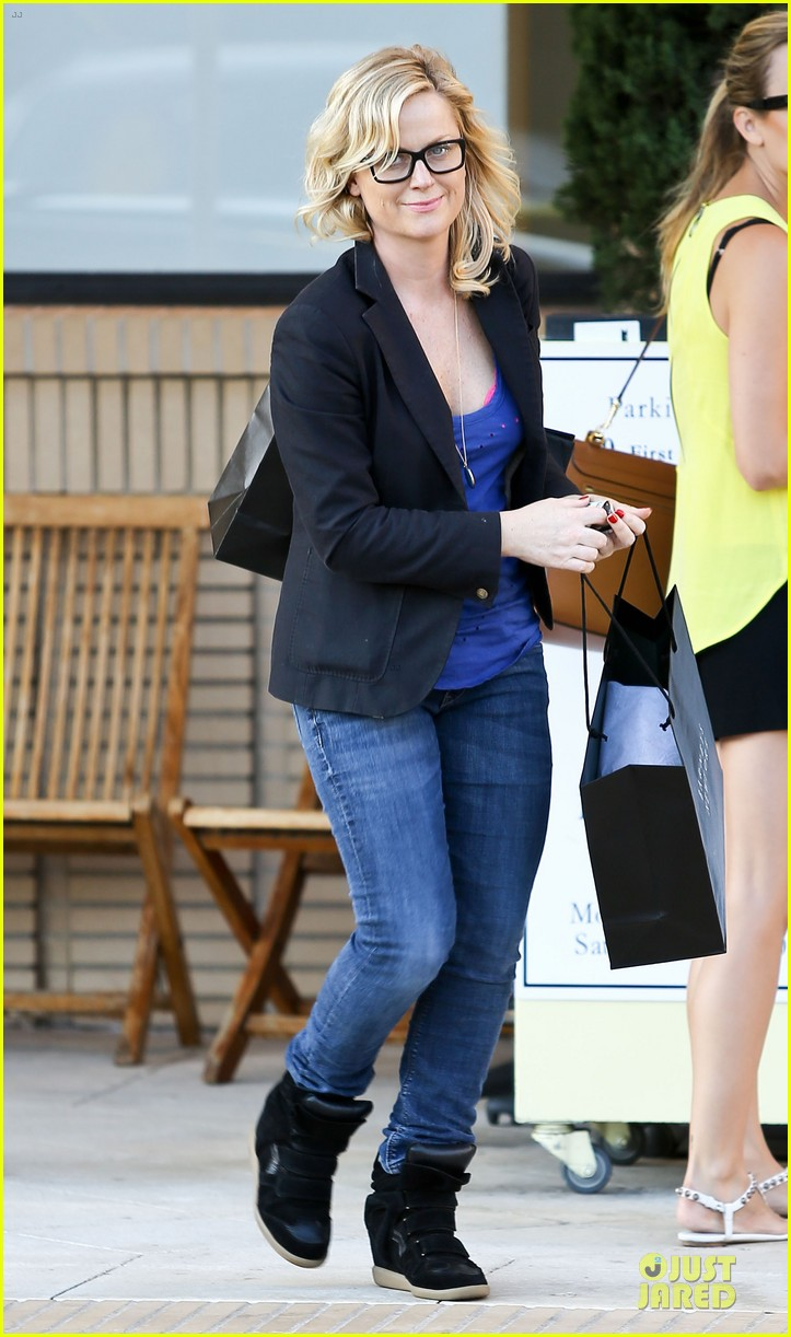 amy poehler barneys shopping spree 06