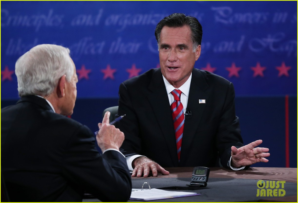 watch final presidential debate with barack obama mitt romney 162743002